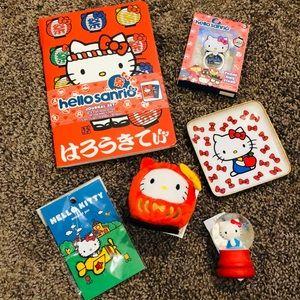 Hello Kitty bundle NWY